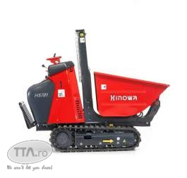 HS701 high-tip dumper bed